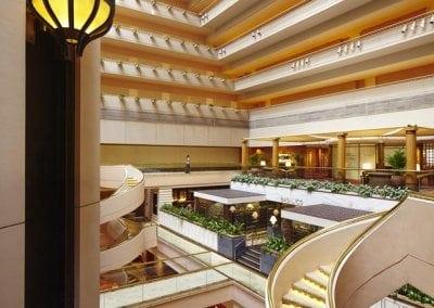 فندق ريجينت سنغافورة Regent Singapore Hotel