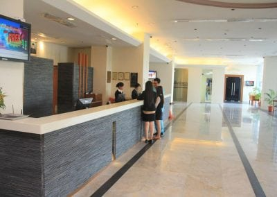فندق ستى باي فيو City Bayview Langkawi3