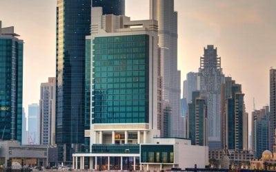 فندق ستينبيرجر الخليج التجاري دبي