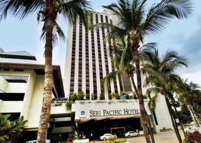 فندق سرى باسيفيك Seri Pacific Hotel