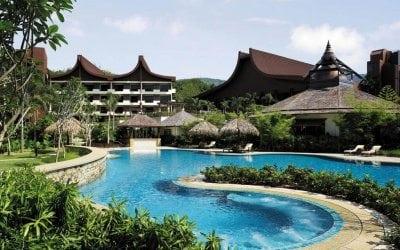 فندق شانجريلا راسا سايانج