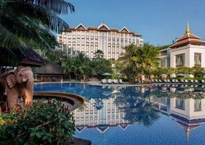 فندق شانغريلا، شيانغ ماي