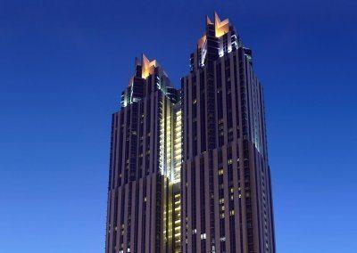 فندق شانغريلا دبي Shangri-La Hotel Dubai