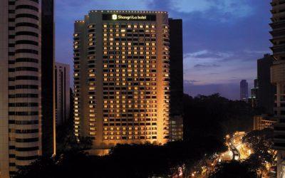 فندق شانغريلا كوالالمبور Shangri-la Kuala lumpur Malaysia