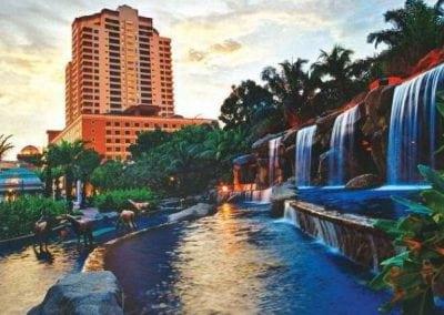 فندق صنواى بيراميد تاور SUNWAY PYRAMID HOTEL