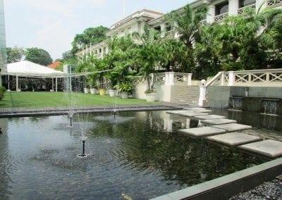فندق فورت كاننغ Fort Canning Hotel