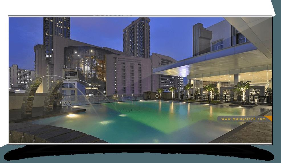 فندق فوراما Furama Hotel Kuala