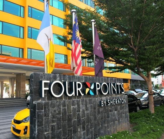 فندق فور بوينتس بينانج