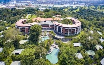 فندق كابيلا سنغافورة