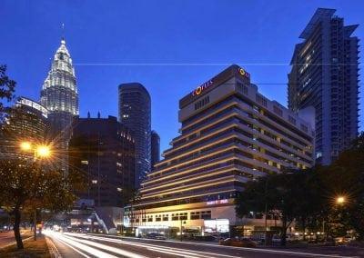 فندق كوراس كوالالمبور Corus Hotel Kuaka Lumpur