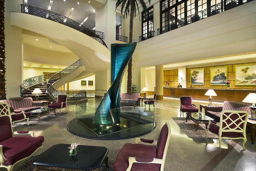 فندق كونراد القاهره وكازينو