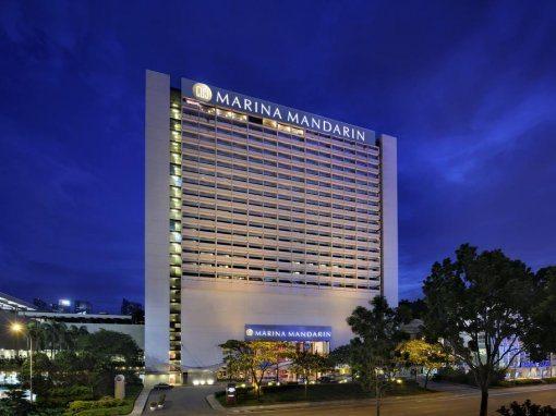 فندق مارينا ماندرين سنغافورة