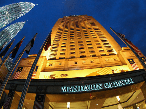فندق مندرين Mandarin Oriental Kuala Lumpur