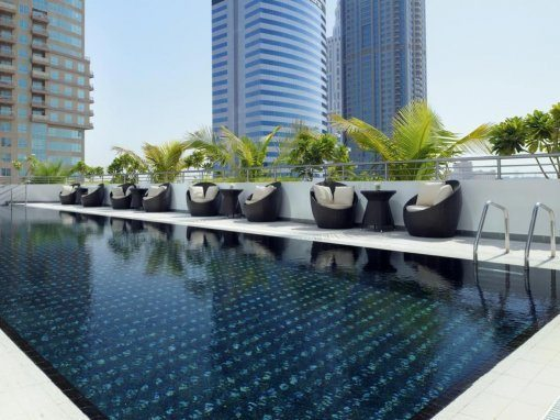 Mövenpick Hotel Jumeirah Towers Dubai