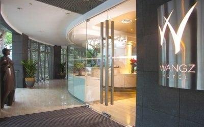 Wangz Hotel: Gezgin Yorumları