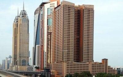 فندق وشقق جلوريا دبي