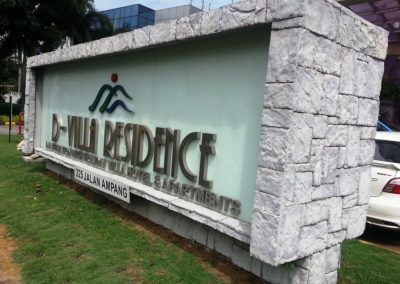 فندق و شقق دى فيلا كوالالمبور D-Villa Residence Kuala Lumpur