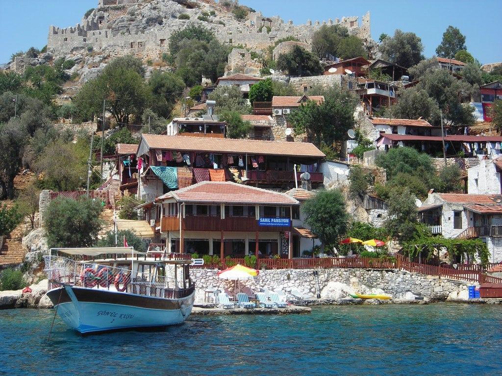 قريه جوليازي تركيا