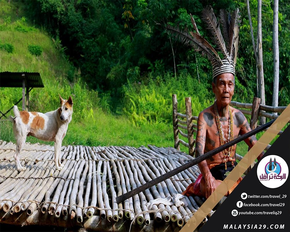 الانشطة السياحية فى ولاية سرواك في ماليزيا