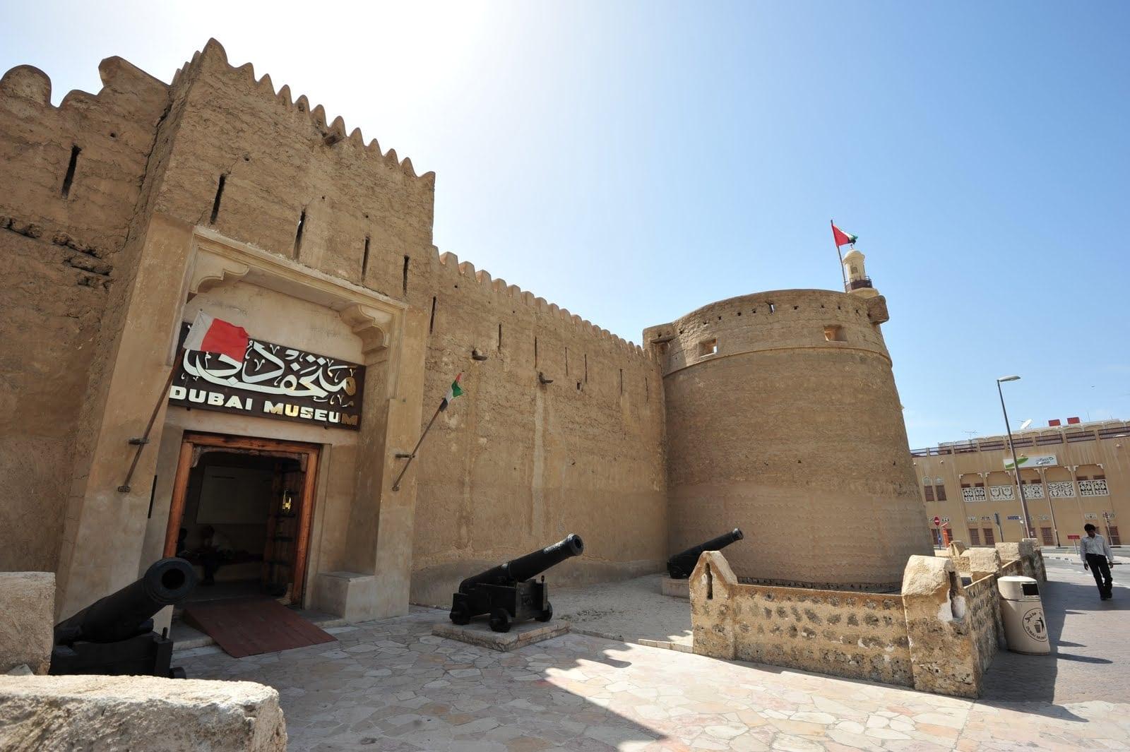قلعة الفهيدي دبى