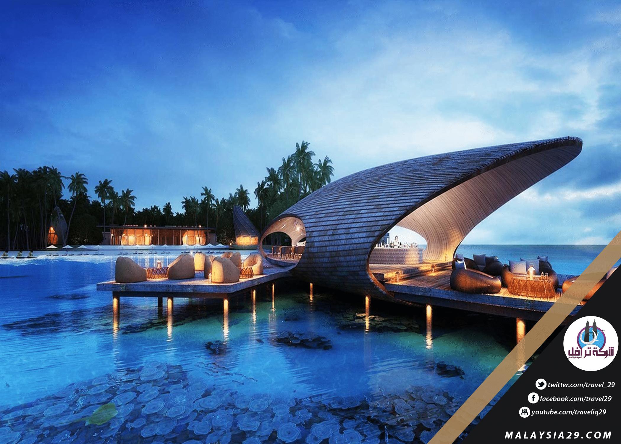 جزيرة هولهومالي المالديف