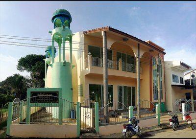 مسجد كاملياه