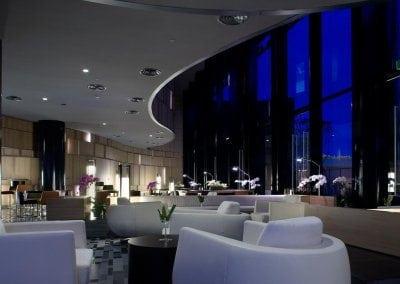 كراون بلازا شانجي إيربورت Crowne Plaza Changi Airport