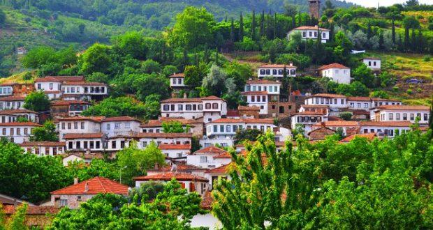 أجمل قرى الريف التركي