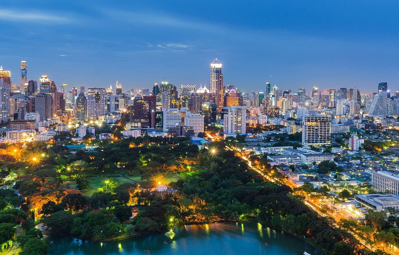 اهم الانشطه في لومبيني بارك تايلاند