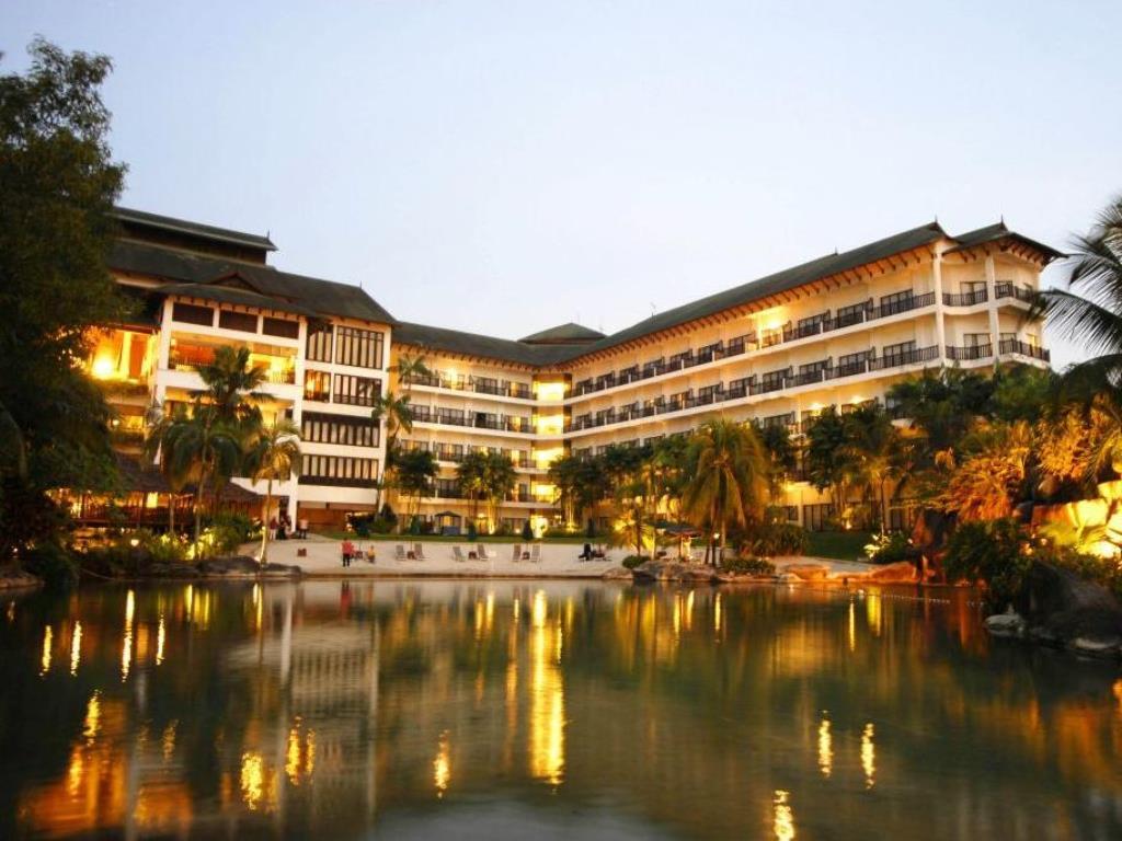 فندق ماينز ويلنز Mines Wellness Hotel