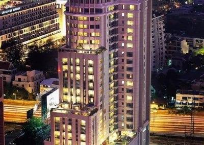 افضل فنادق بانكوك شارع العرب | الفنادق المميزه فى شارع العرب فى بانكوك
