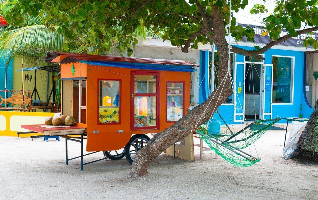 أفضل الأماكن السياحية في جزر المالديف