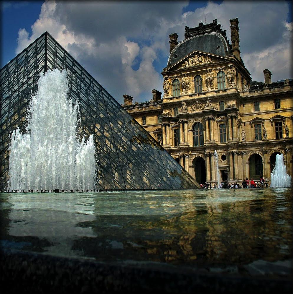تعرف علي أشهر متاحف باريس