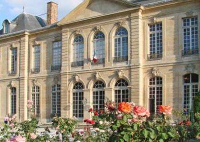 اشهر متاحف باريس