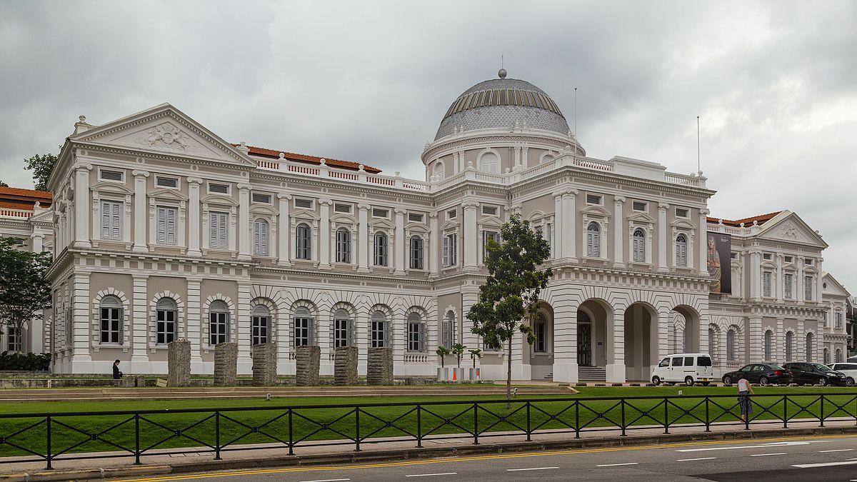 Singapur Ulusal Müzesi'ni ziyaret ettiğinizde etkinlikler