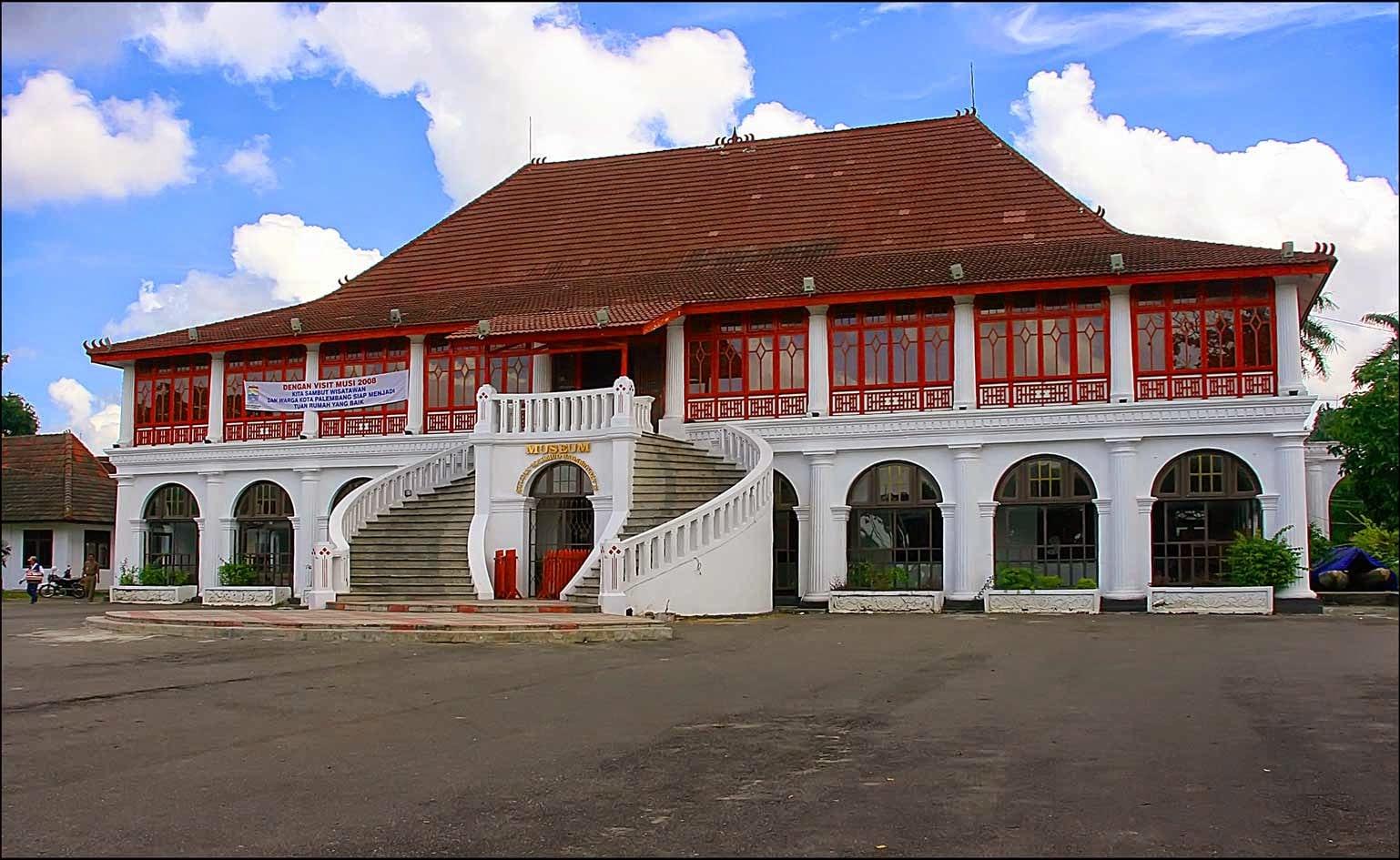 مدينة باليمانج في سومطرة