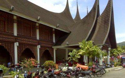 Padang City Indonesia 2018