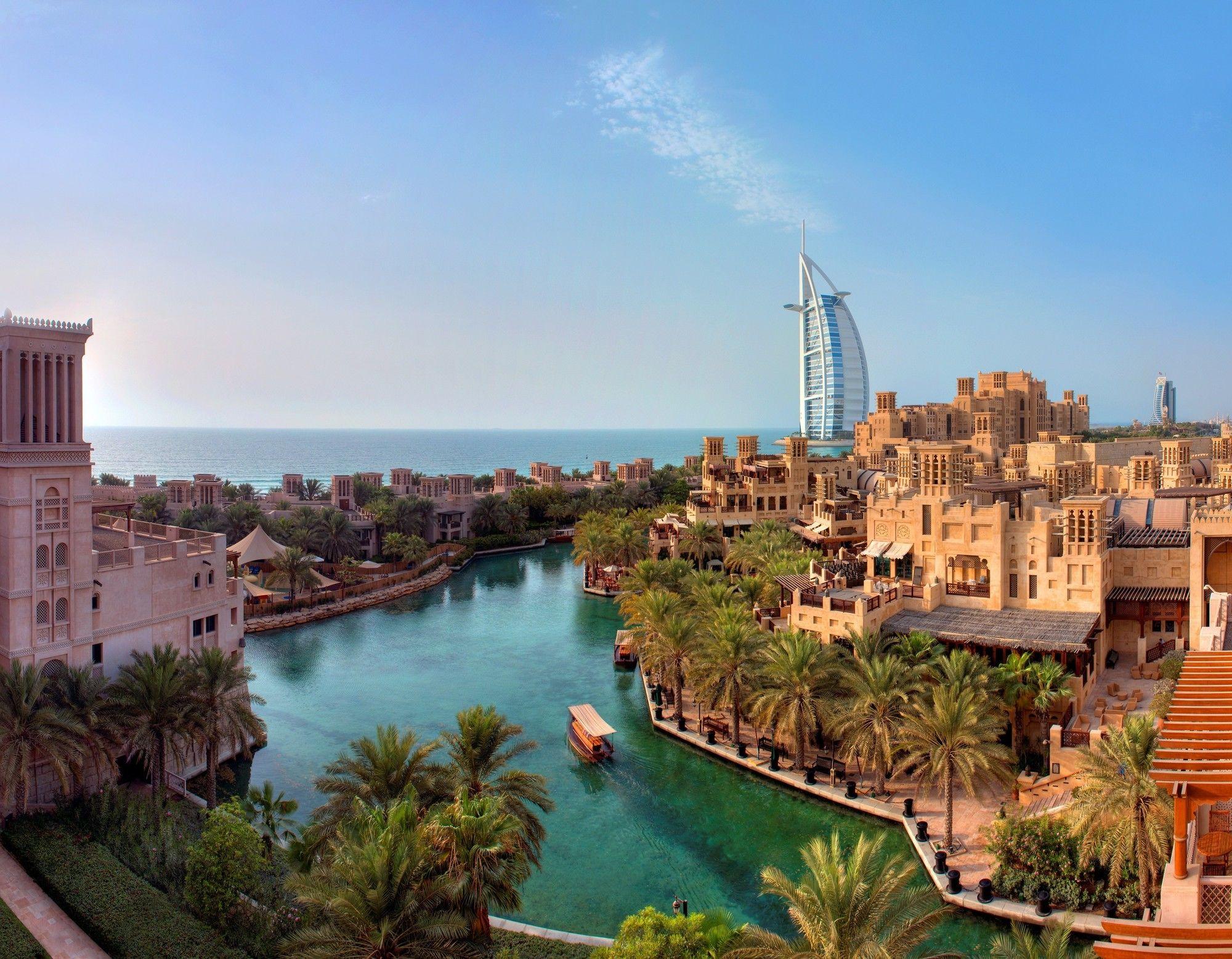افضل المنتجعات السياحية فى دبى الامارات