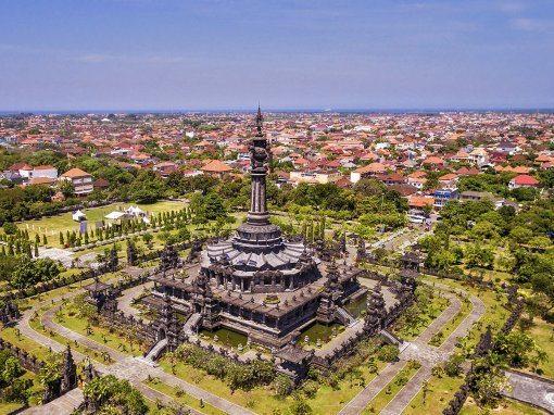مدينة دنباسار اندونيسيا 2018