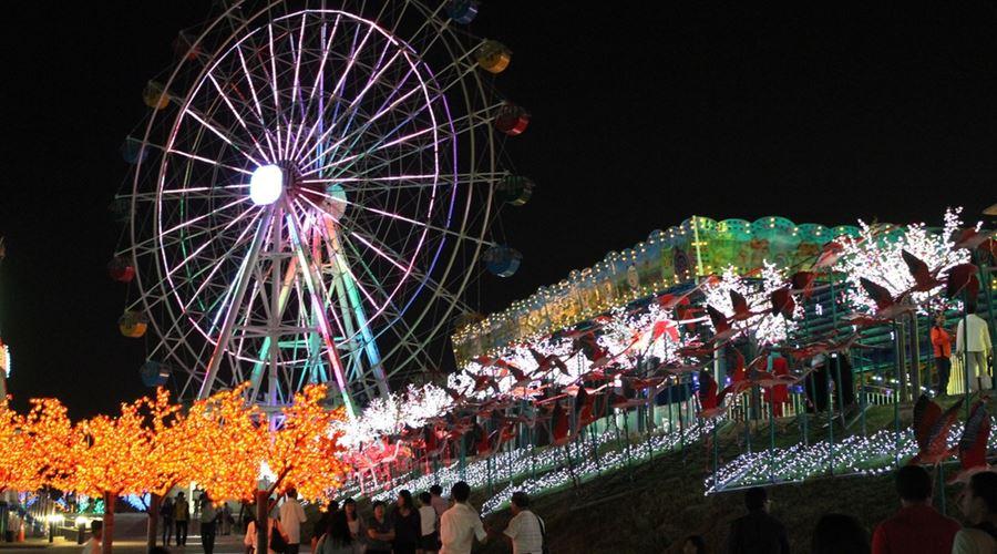 مدينة شاه علم سيلانجور ماليزيا 1
