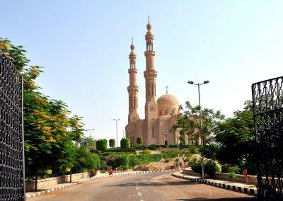 مسجد الطابية في اسوان