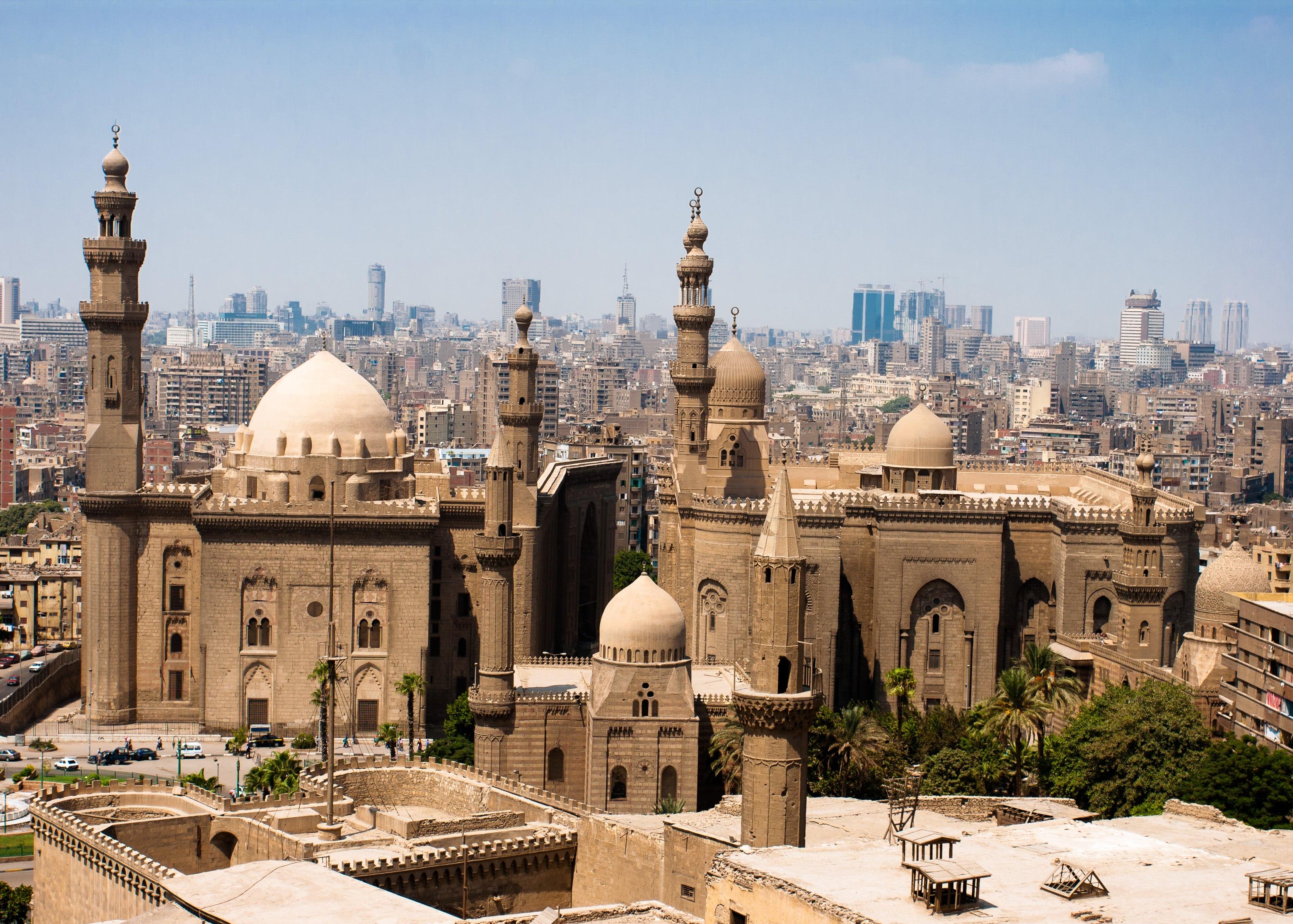 مسجد السلطان حسن مصر