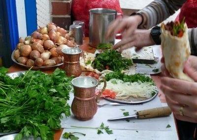 مطاعم شانلى اورفا في تركيا
