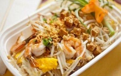 إثنين من افضل مطاعم شنغماي