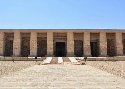 معبد سيتى الاول