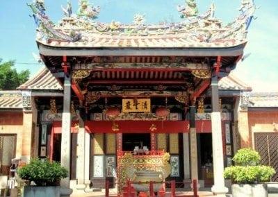 معبد الافاعي