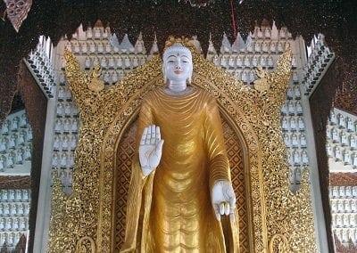 معبد بوذا جزيرة &#