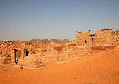 معبد وادي السبوع