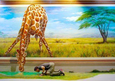 معرض الفن في الجنة