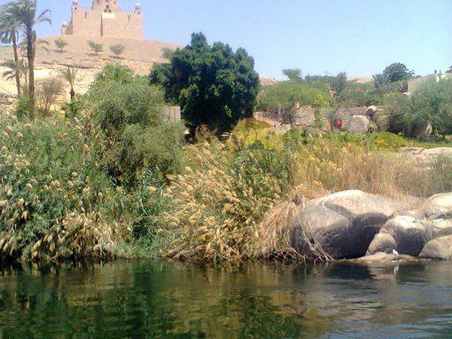 مقبره أغاخان في أسوان